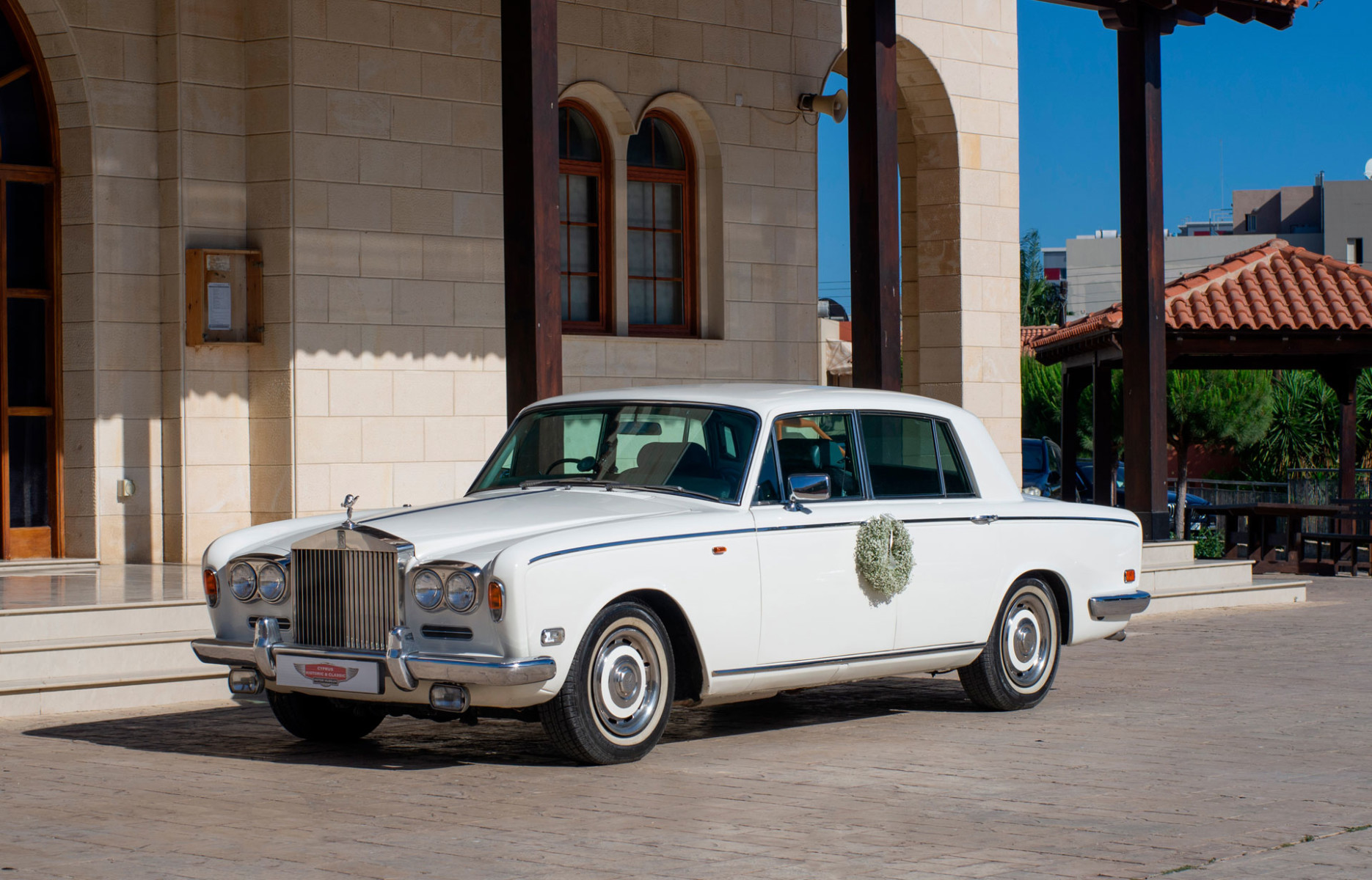 просто стар: тест-драйв Rolls-Royce Silver Shadow 1972